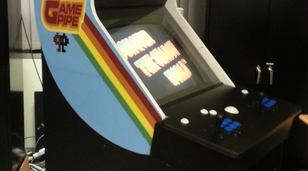 USC Gamepipe Arcade