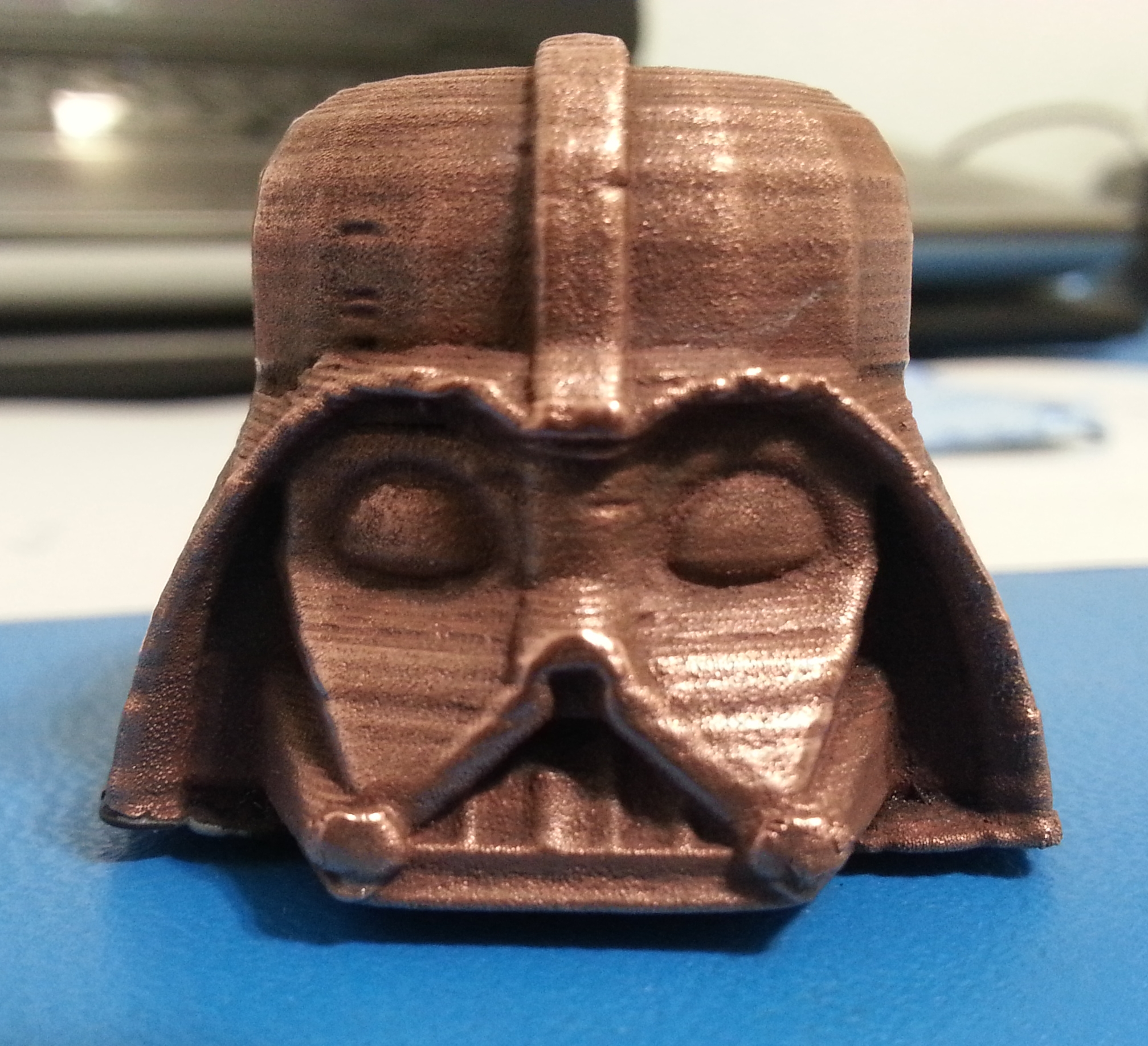 Copper Darth Vader