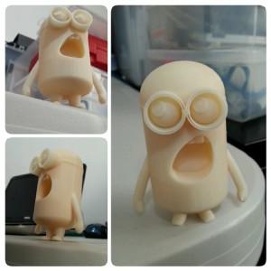 3D Printed Minion