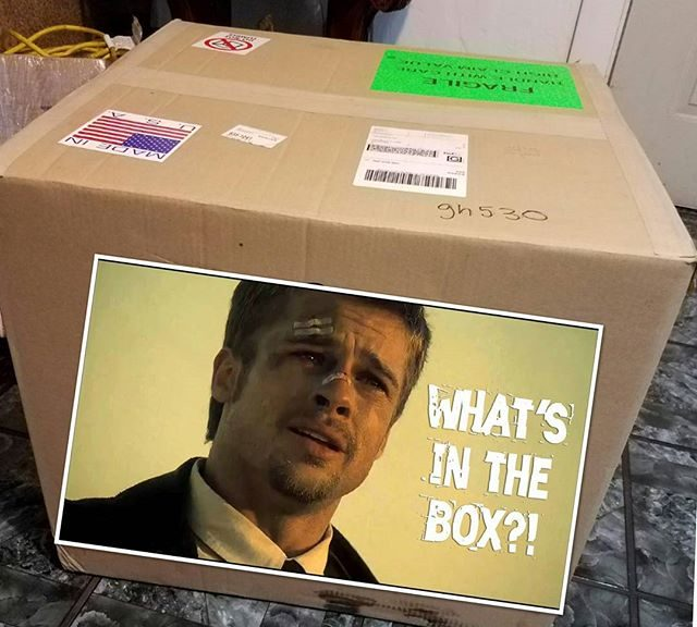 It's time to play America's fastest growing game show... What's in the Box!?!